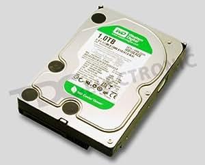 Festplatte WESTERN DIGITAL WD10EACS-07D6B1 Caviar Green 1TB SATA II / Serial ATA 300