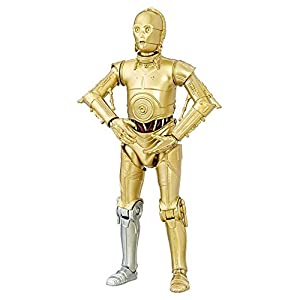Star Wars The Black Series 40th Anniversary C-3PO, 6-inch Action Figure