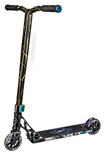 Grit Elite Pro Stunt-Roller, verschiedene Farben, Grey / Grey Gold Quake