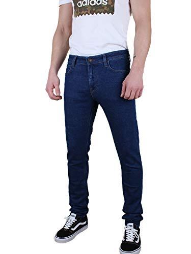 Lee Herren Jeans Malone Skinny Fit - Blau -Yoyo, Größe:W 31 L 34, Farbe:Yoyo (ROHP)