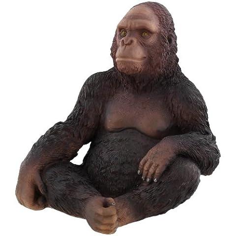 Colección Animal–caja de dinero de gorila sentado