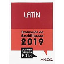 Amazon.es: latin 1 bachillerato anaya: Libros