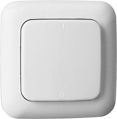 Preisvergleich Produktbild Smartwares SmartHome Funk-Einzelwandschalter 1-Kanal, SH5-TSW-A
