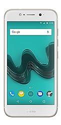 Wiko WIM lite Gold Smartphone (12,7 cm (5 Zoll) FHD, 32 GB ROM/3 GB RAM) gold