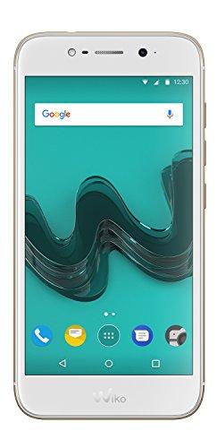Wiko Wim Lite Smartphone débloqué 4G (Ecran : 5 pouces - 32 Go - Nano-SIM - Android) Or
