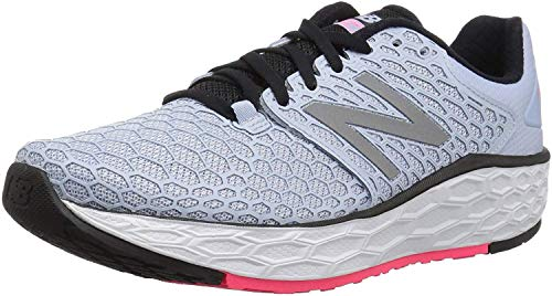 New Balance Fresh Foam Vongo V3, Zapatillas de Running para Mujer, Azul (Ice Blue/Black/Pink Zing Ip3), 39 EU