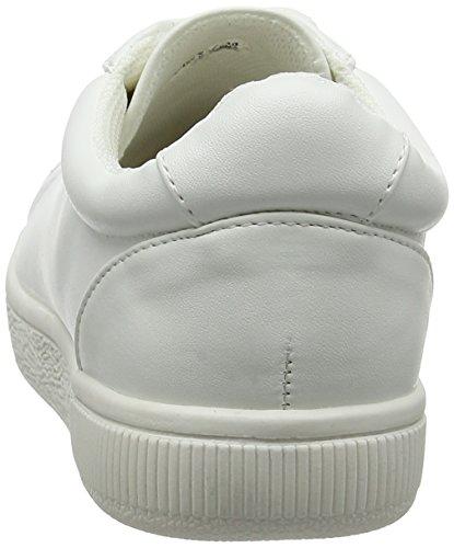 New Look Damen Merry Sneaker Weiß (White)