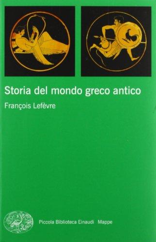 Storia del mondo greco antico