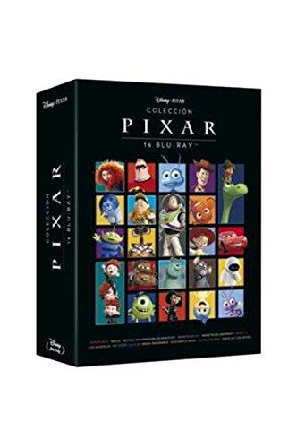 Colección Pixar 16 Películas Blu-ray