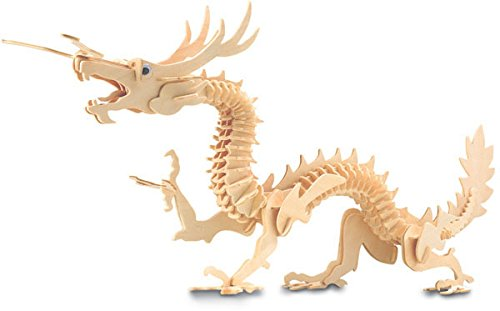 Dragon - QUAY Woodcraft Construction Kit FSC