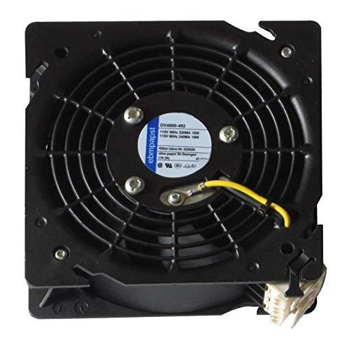 zyvpee DV4600-492 120x38mm 115V 18/19W 50/60Hz 220/240mA 12cm AC Server Lüfter -