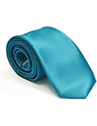 New Turquoise Modern 7cm Wedding Tie and Accessories