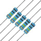 Sourcingmap a11102400ux0147-20 x 1 / 2w 100k ohmios 100 vatios laa resistencia película de carbón 0.5w