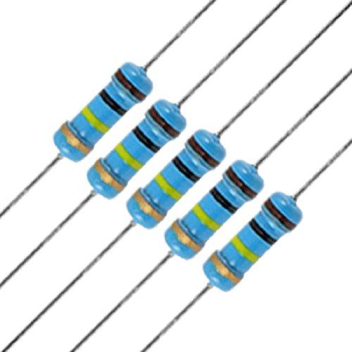 20x 1/2W Watt 100K Ohm 100KR Carbon Folie Widerstand 0,5W -