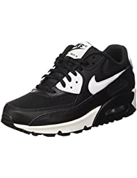 Air Max Nike Damen Schwarz