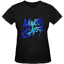 Arnoldo Blacksjd Women's Martin Garrix Logo T-shirt