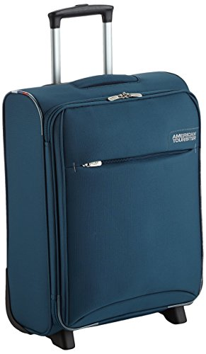 9065c31d6c4c76 American Tourister Bagaglio a mano Marbella 2.0 Upright S Strict 37 liters  Blu (Blu)