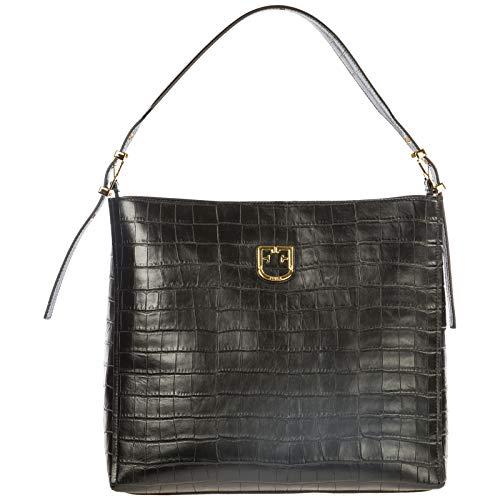 Furla Belvedere bolso de hombro mujer nero