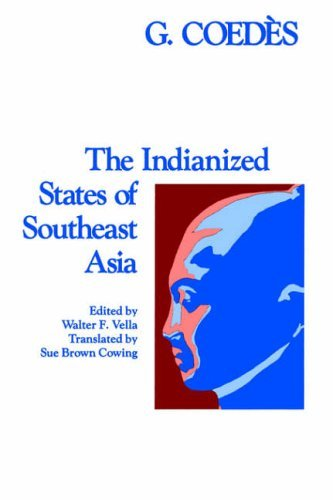 The Indianized States of Southeast Asia (East West Center Book) by George Coedes (30-Jun-1996) Paperback
