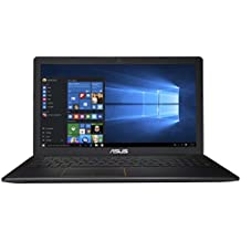 "ASUS R510VX-DM154T - Ordenador portátil de 15.6""  Full-HD (Intel Core i7-6700HQ, 8 GB de RAM, HDD de 1000 GB, NVIDIA GeForce GTX950M, Windows 10), negro - Teclado QWERTY Español"