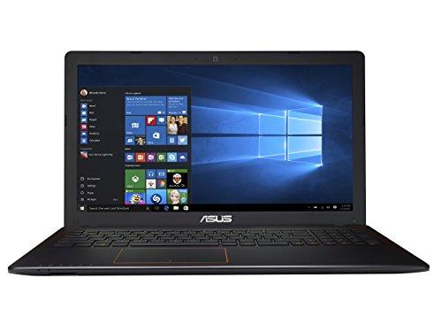 ASUS R510VX-DM154T – Ordenador portátil de 15.6″ (Intel Core i7-6700HQ, 8 GB de RAM, HDD de 1000 GB, NVIDIA GeForce GTX950M, Windows 10), enojado – Teclado QWERTY Gachupin