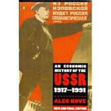 An Economic History of the USSR, 1917-1991 (Penguin economics)