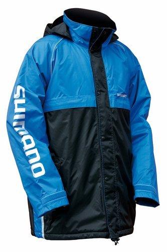 Shimano Jacke Padded Logo Jacket Gr. M