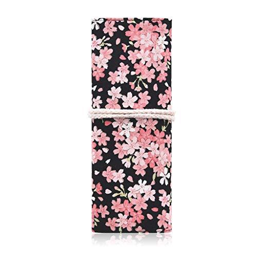 Ogquaton Bolsa cepillo cosmético Estuche almacenamiento