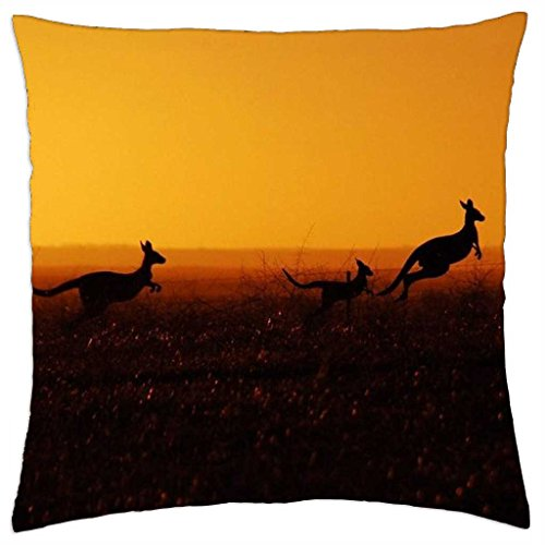 "HEADING FOR HOME - Throw Pillow Cover Case (18"" x 18"")"