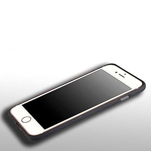 UKDANDANWEI Apple iPhone 7 Plus Hülle - TPU 3D Handyhülle Schutzhülle Silikon kratzfeste stoßdämpfende Case für Apple iPhone 7 Plus [Dummy Doll] ] ] Pattern