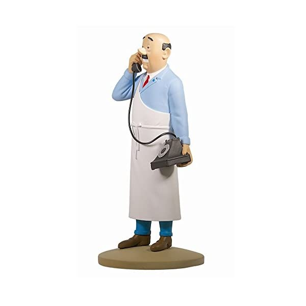 Moulinsart Figura de colección Tintín el Carnicero Sanzot 42212 (2017) 1