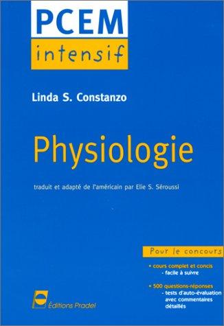 PCEM intensif : Physiologie