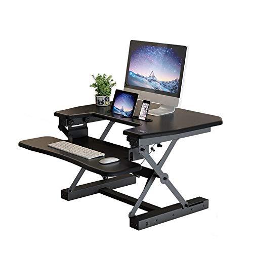 JZX Faule Tisch- elektrische Stand-Home-Office Computer Schreibtisch Computer Schreibtisch Mode...