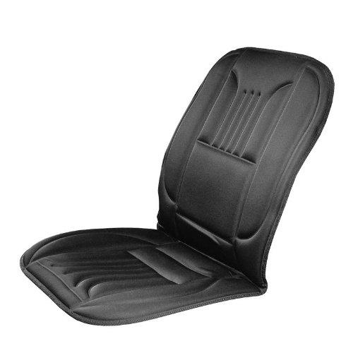 1 x Sitzheizung 12V DeLuxe 2 Heizstufen beheizbare Sitzauflage Heizkissen