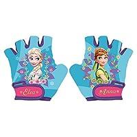 Disney Bike Gloves - Excellent Gift Idea for Kids and Children (Frozen)