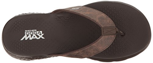 Choc Vista Go Sandalen Herren 400 Braun On Skechers the 7Xn8pPqx