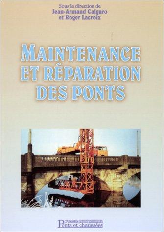 Maintenance et réparation des ponts