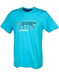 Airness - Hemett turquoise - Tee shirt manches courtes