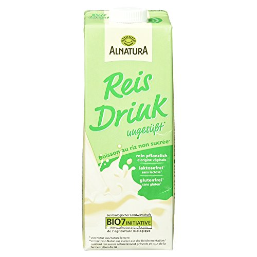 Preisvergleich Produktbild Alnatura Bio Reis-Drink ungesüßt,  1 l