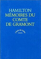 Memoires Du Comte De Gramont