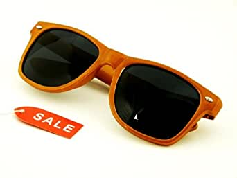 Original Nerd® Wayfarer Sonnenbrille Gold BU78
