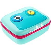 Brillenetui, Beast Box, von Zipit, blau Lunchbox hellblau preisvergleich bei kinderzimmerdekopreise.eu