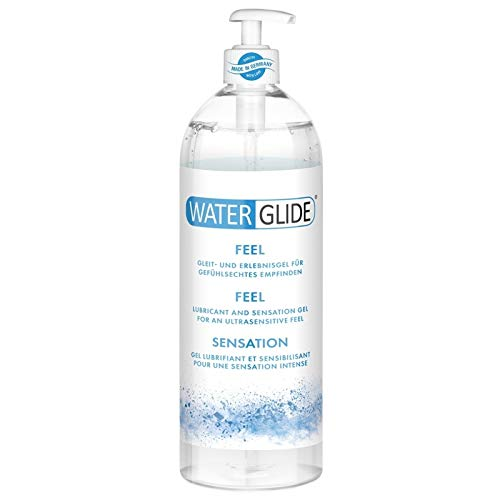 Lubricante Waterglide Feel | efecto duradero base