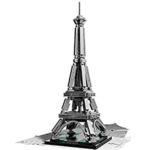 LEGO Architecture Set #21019 The Eiffel Tower  LEGO