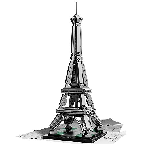LEGO Architecture 21019: The Eiffel Tower by Samorthatrade