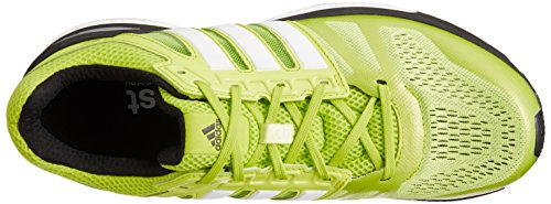 adidas Performance Supernova Sequence 7 Herren Laufschuhe Gelb (Semi Solar Yellow/Ftwr White/Core Black)