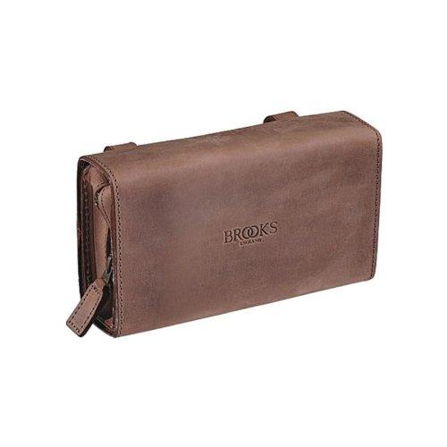 Brooks D-Shaped Tool Bag Sattel Tasche, D-Shaped Tool Bag Aged