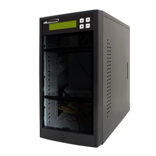 Vinpower Digital Bausatz für CD/DVD/BD Kopierstation mit max. 6 Brennern, Kabel und Schrauben inklusive