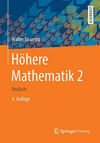 Höhere Mathematik 2: Analysis