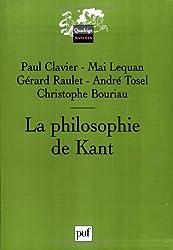 La Philosophie de Kant